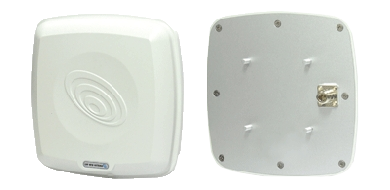 Antenas RFID - ANTENA UHF de polarizacion circular 20x20
