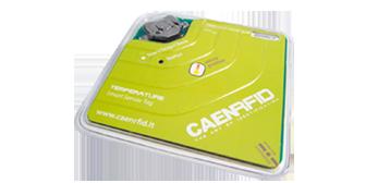 Etiqueta RFID - Caen Sensor RFID para temperatura
