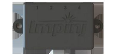 Accesorios RFID - GPIO BOX PARA MULTIPLEXOR IMPINJ SPEEDWAY REVOLUTION