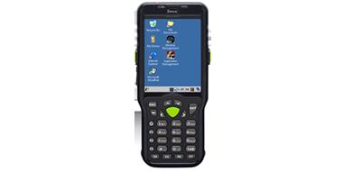 Lector portatil UHF RFID - A6 UHF