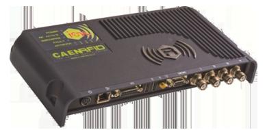 Lector UHF RFID - CAEN UHF R4301P ION