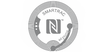 Tag RFID NFC - SMARTRAC BULLSEYE