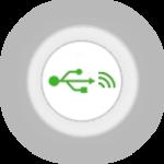 Icono RFID USB