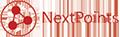 Logo Nextpoints RFID con texto
