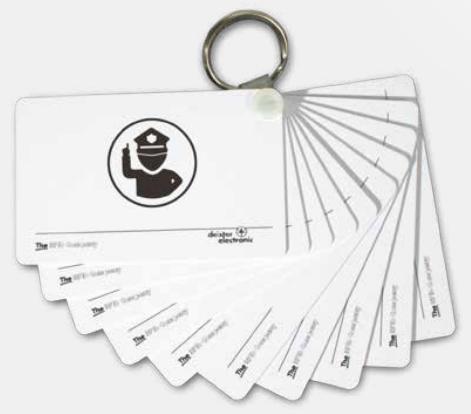 tarjetas rfid para control de acceso